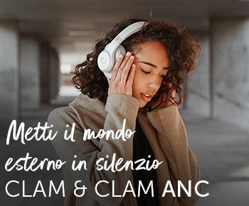 Fresh 'n Rebel - Cuffie Clam e Clam ANC