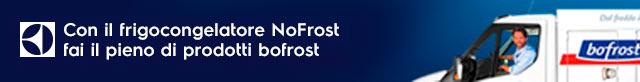 Electrolux regala Gift Card bofrost