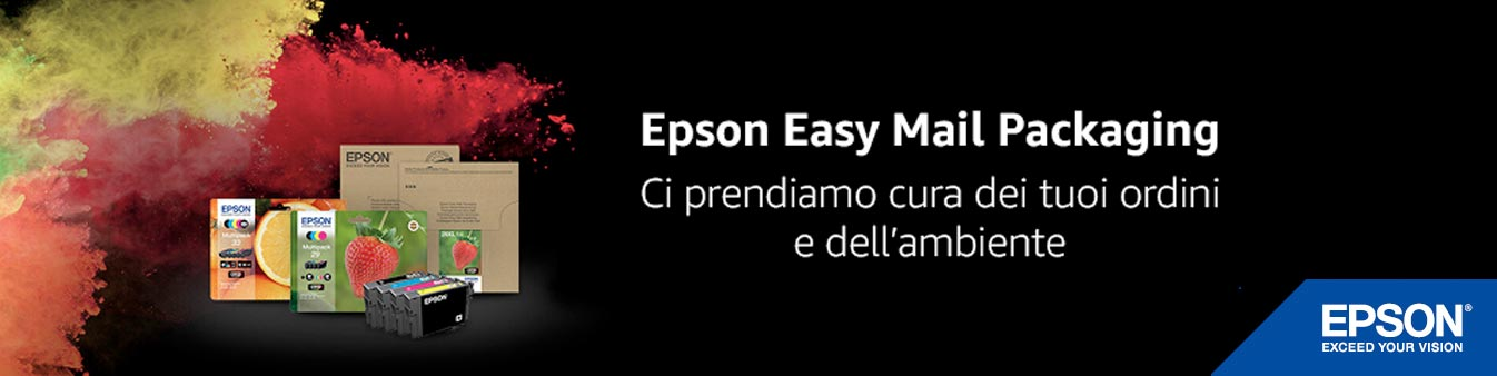 Epson EasyMail Packaging