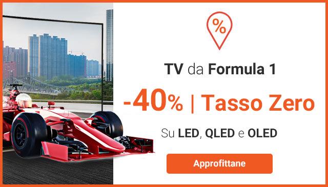TV: -40% | Tasso Zero