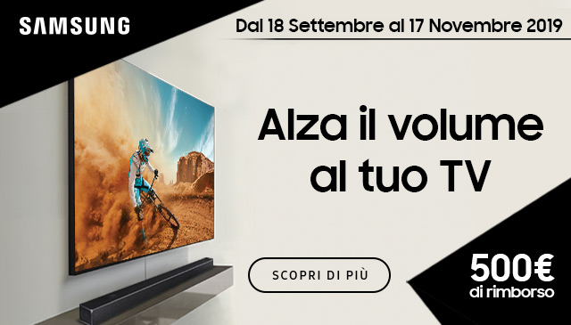 Samsung TV+Soundbar: -500¤