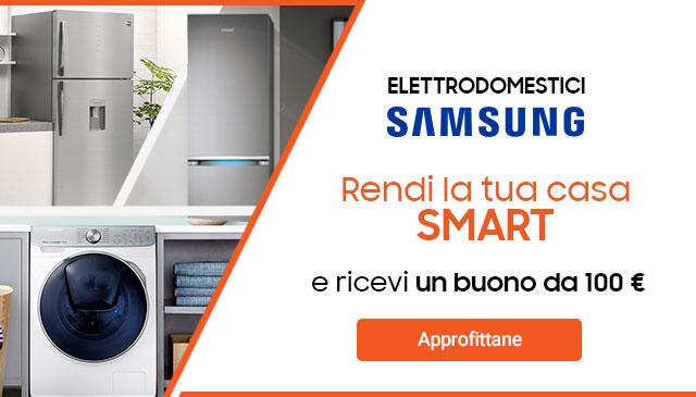 Buono da ¤100 con Samsung