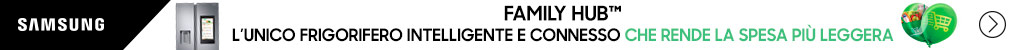 Samsung Family Hub + Supermercato24
