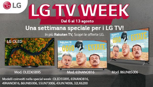 LG TV Week