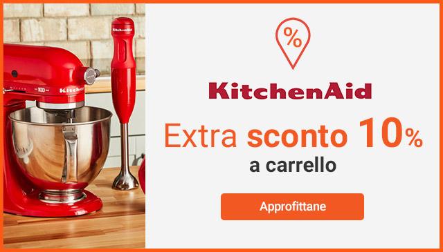 KitchenAid: Extra Sconto 10%