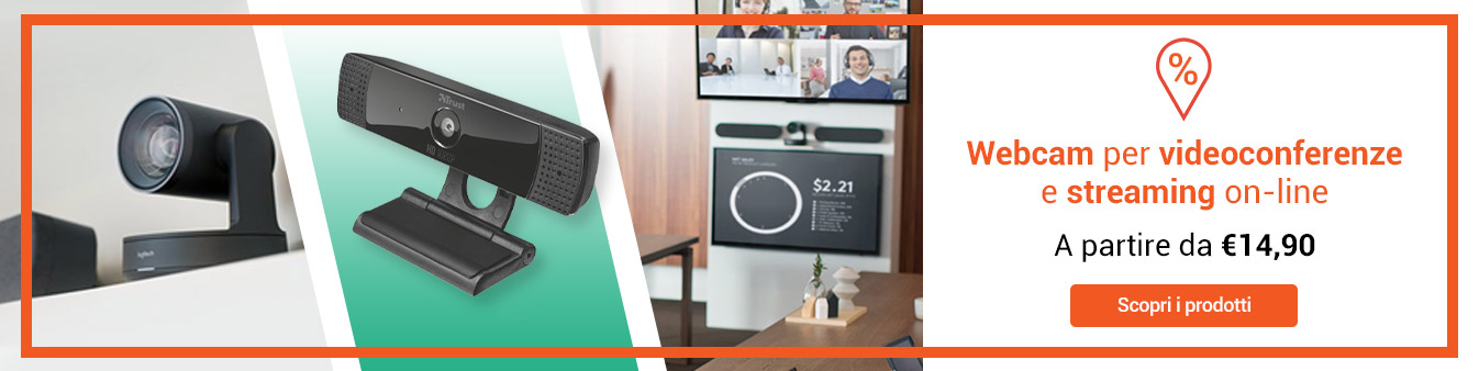 Webcam in promozione