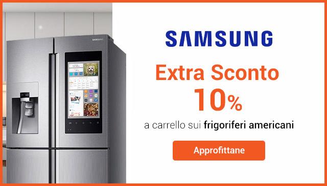 Samsung: Extra Sconto -10%