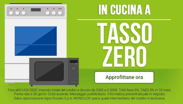 Cucina a Tasso Zero
