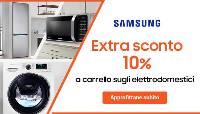Samsung Extra Sconto 10%