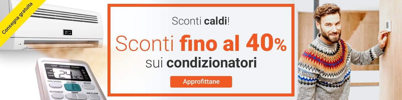 Condizionatori -40%