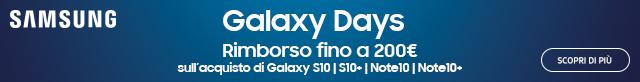 Samsung Galaxy Days