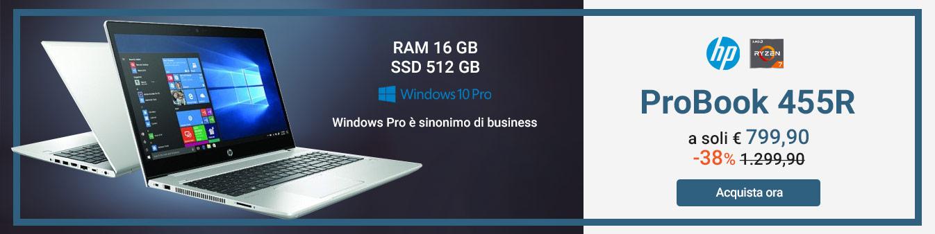 HP ProBook 455R Ryzen