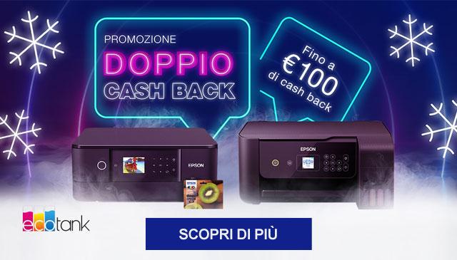 Epson | Doppio Cash Back