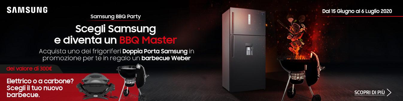 Samsung BBQ Master