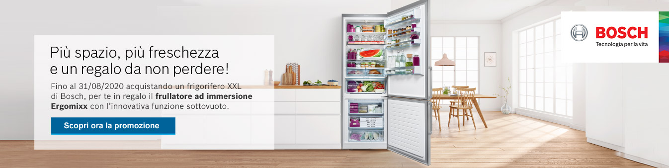 Bosch frigoriferi XXL
