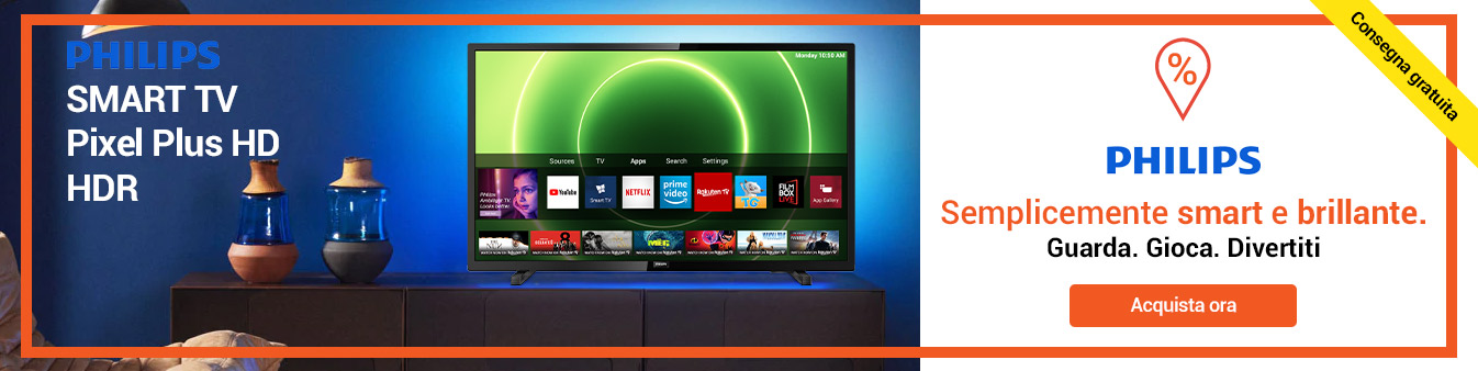 Smart TV Philips a ¤ 199
