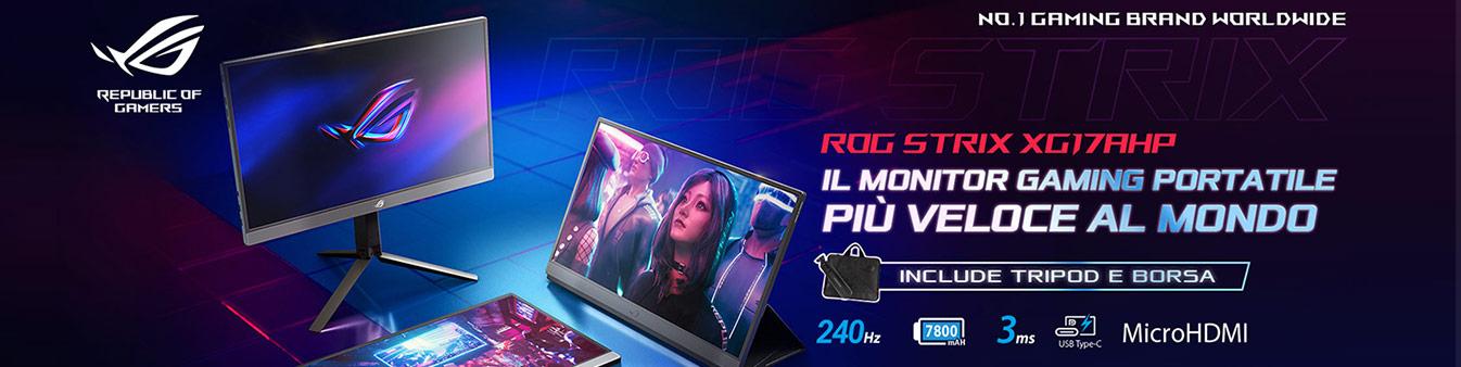 Asus monitor ROG