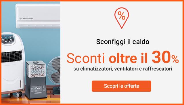 Climatizzazione -30%