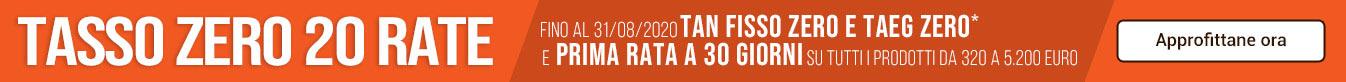 Tasso Zero 20 rate (kit)