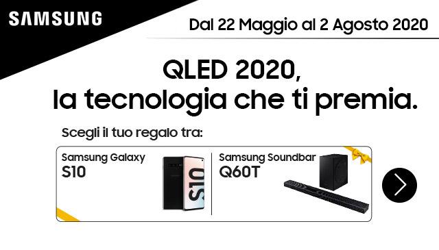 TV QLED Samsung 2020