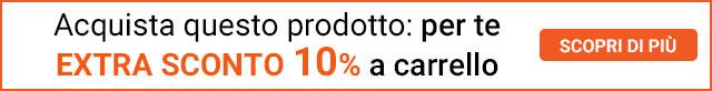 Extra Sconto 10% Audio