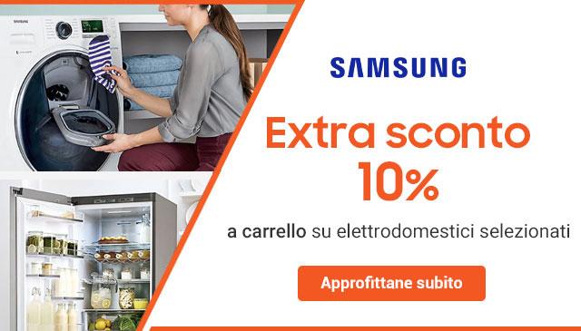 Samsung   Extra Sconto -10%