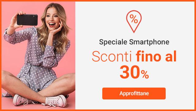 Smartphone -30%