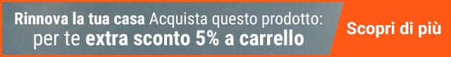 Extra Sconto 5% Rinnova Casa
