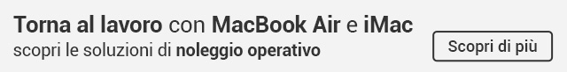 Torna al lavoro con Apple