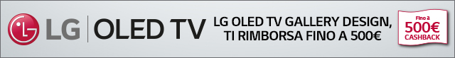 TV LG OLED cashback