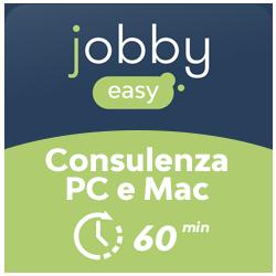 Jobby Easy Card Configurazione Mac/Windows 60 minuti
