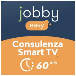 Jobby Easy Card Configurazione Smart TV 60 minuti