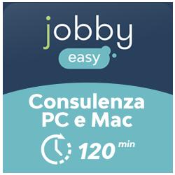 Jobby Easy Card Configurazione Mac/Windows 120 minuti