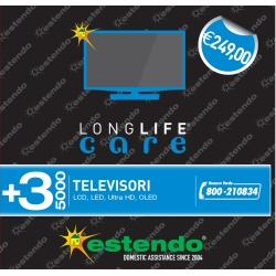 Estensione di Assistenza Care 3 anni TV (esclusi i PLASMA) fascia 3000-5000¤